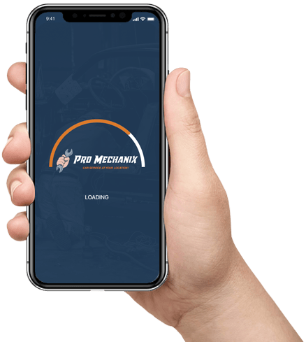 mobile car service App